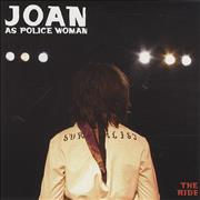 Click here for more info about 'Joan As Police Woman - The Ride [2007 issue]'