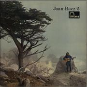 Click here for more info about 'Joan Baez - Joan Baez 5 - Mono'