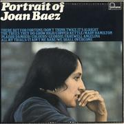 Click here for more info about 'Joan Baez - Portrait Of Joan Baez'