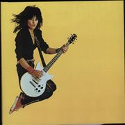 Click here for more info about 'Joan Jett - Album - 180gram Yellow Vinyl + Bonus CD + Numbered Sleeve'