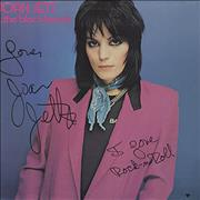 Click here for more info about 'Joan Jett - Autographed Album Sleeve'