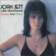 Click here for more info about 'Joan Jett - Crimson And Clover'