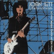 Click here for more info about 'Joan Jett - Do You Wanna Touch Me (Oh Yeah) - A-label'