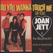 Click here for more info about 'Joan Jett - Do You Wanna Touch Me (Oh Yeah)'