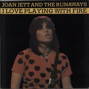 Click here for more info about 'Joan Jett - I Love Playing With Fire'
