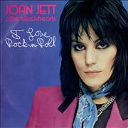 Click here for more info about 'Joan Jett - I Love Rock 'n Roll'