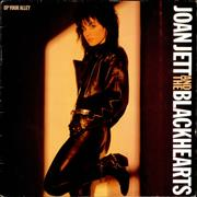 Click here for more info about 'Joan Jett - Up Your Alley'