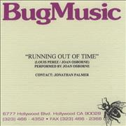Click here for more info about 'Joan Osborne - Running Out Of Time'