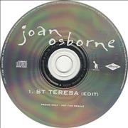 Click here for more info about 'Joan Osborne - St Teresa - Edit'