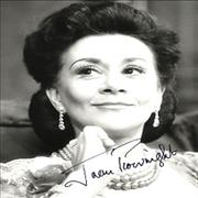 Click here for more info about 'Joan Plowright - Autographed Portrait Photograph'