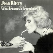 Click here for more info about 'Joan Rivers - What Becomes A Semi-Legend Most? Sampler'