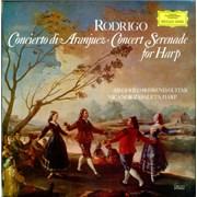 Click here for more info about 'Joaquin Rodrigo - Concierto Di Aranjuez & Concert Serenade for Harp'