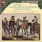 Click here for more info about 'Joaquin Rodrigo - Rodrigo: Fantasia Para Un Gentilhombre; Concierto Andaluz'