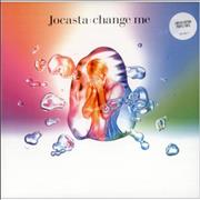 Click here for more info about 'Jocasta - Change Me - Purple Vinyl'