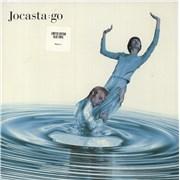 Click here for more info about 'Jocasta - Go - Light Blue vinyl'