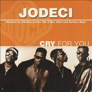 Click here for more info about 'Jodeci - Cry For You'