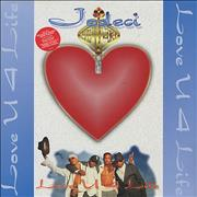 Click here for more info about 'Jodeci - Love U 4 Life + Poster'