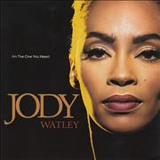 Click here for more info about 'Jody Watley - I'm The One You Need'