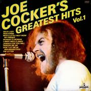Click here for more info about 'Joe Cocker - Greatest Hits Vol. 1'