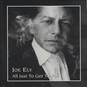 Click here for more info about 'Joe Ely - All Just To Get To You'