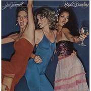 Joe Farrell Night Dancing USA vinyl LP