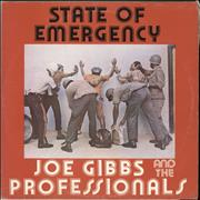 Click here for more info about 'Joe Gibbs - State Of Emergency'