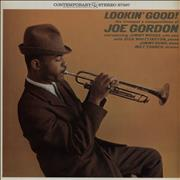 Joe Gordon Lookin' Good! USA vinyl LP
