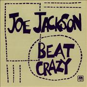 Click here for more info about 'Joe Jackson - Beat Crazy Lyric Book'