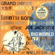 Click here for more info about 'Joe Jackson - Big World'