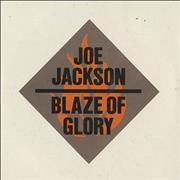 Click here for more info about 'Joe Jackson - Blaze Of Glory'