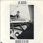 Click here for more info about 'Joe Jackson - Breaking Us In Two'