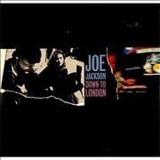 Click here for more info about 'Joe Jackson - Down To London - 3