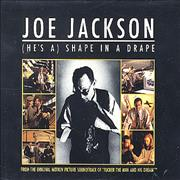 Click here for more info about 'Joe Jackson - (He's A) Shape In Drape'