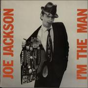 Click here for more info about 'Joe Jackson - I'm The Man + lyric inner'