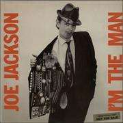 Click here for more info about 'Joe Jackson - I'm The Man - Promo Stickered'