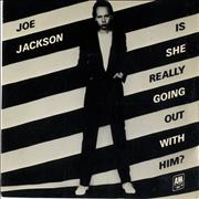 Click here for more info about 'Joe Jackson - Is She Really Going Out With Him?'