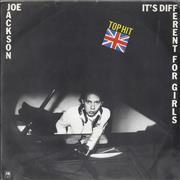 Click here for more info about 'Joe Jackson - It's Different For Girls'