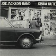 Click here for more info about 'Joe Jackson - Kinda Kute - A-Label'