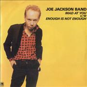 Click here for more info about 'Joe Jackson - Mad At You'