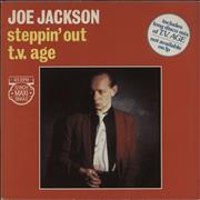 Click here for more info about 'Joe Jackson - Steppin' Out / T.V. Age'