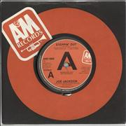 Click here for more info about 'Joe Jackson - Steppin' Out - A-label'