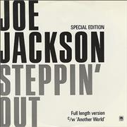 Click here for more info about 'Joe Jackson - Steppin' Out'