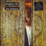 Click here for more info about 'Joe Jackson - Stepping Out - The Very Best Of - hype sticker'