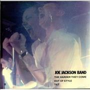 Click here for more info about 'Joe Jackson - The Harder They Come'