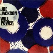Click here for more info about 'Joe Jackson - Will Power'
