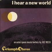 Click here for more info about 'Joe Meek - I Hear A New World Part 1'