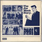 Click here for more info about 'Joe Meek - The Joe Meek Story - EX'