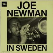 Click here for more info about 'Joe Newman - In Sweden'