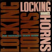 Click here for more info about 'Joe Newman - Locking Horns'