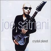 Click here for more info about 'Joe Satriani - Crystal Planet'